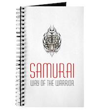 Samurai - Way Of The Warrior Journal