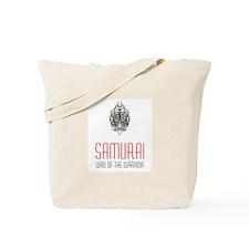 Samurai - Way Of The Warrior Tote Bag