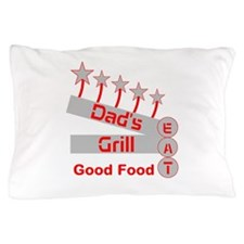 Dad's Grill Pillow Case