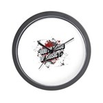 Youre made of music Wall Clock