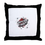 Youre made of music Throw Pillow