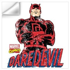 Vintage Daredevil Wall Art Wall Decal