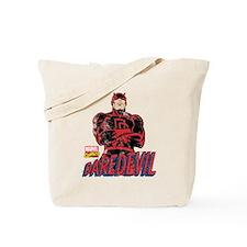 Vintage Daredevil Tote Bag
