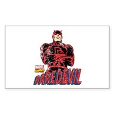 Vintage Daredevil Decal