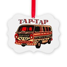 tap tap1 RED COMBO_2 Ornament