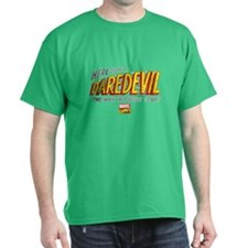 Here Comes Daredevil T-Shirt