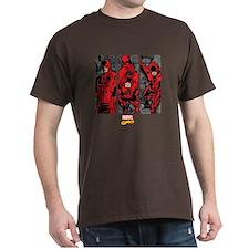 Daredevil Panels T-Shirt