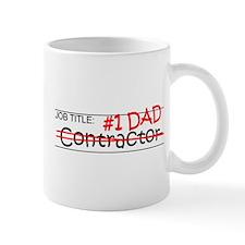 Job Dad Contractor Mug