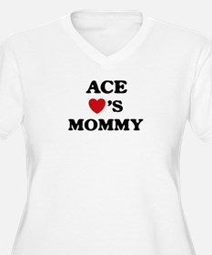 Ace loves mommy T-Shirt