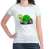Turtle Jr. Ringer T-Shirt