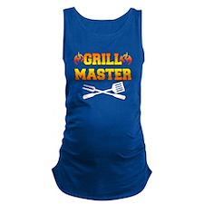 Grill Master Shirt Maternity Tank Top