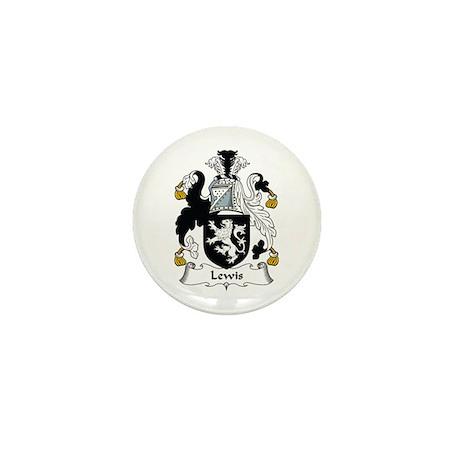 Lewis I (Wales) Mini Button