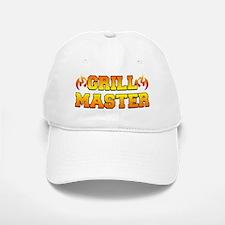 Grill Master Shirt Baseball Baseball Baseball Cap