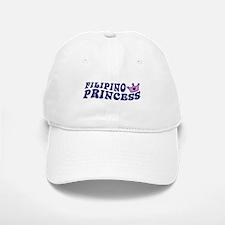 Filipino Princess Baseball Baseball Cap