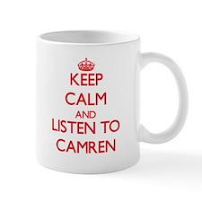 Keep Calm and Listen to Camren Mugs