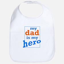 Dad Hero Bib