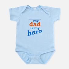 Dad Hero Infant Bodysuit