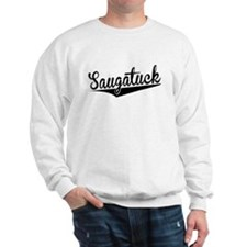 Saugatuck, Retro, Sweatshirt
