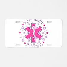 Cute Emergency medical technician Aluminum License Plate