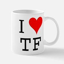 I Love TF Mug