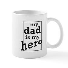 Dad Hero Small Mug