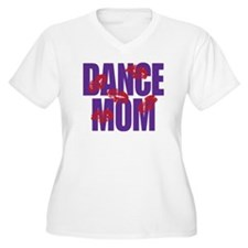 Dance Mom Plus Size T-Shirt
