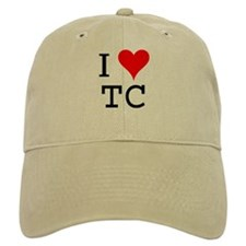 I Love TC Baseball Cap
