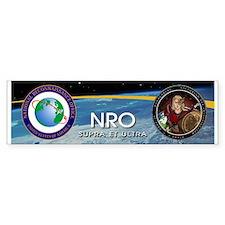 NROL-67 Program Team Bumper Sticker