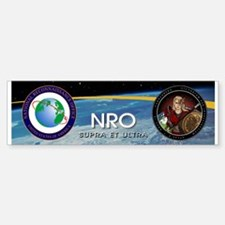 NROL-79 Program Logo Sticker (Bumper)