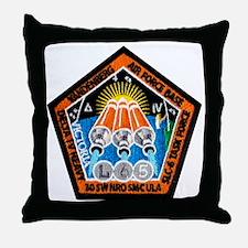 NROL 65 Launch Throw Pillow