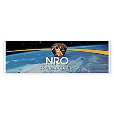NROL-15 Launch Team Bumper Sticker