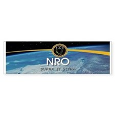 NROL-11 Program Bumper Sticker