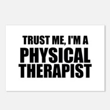 Trust Me, Im A Physical Therapist Postcards (Packa