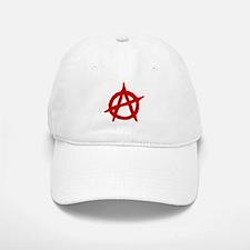 Anarchist 1 (red) Baseball Baseball Baseball Cap
