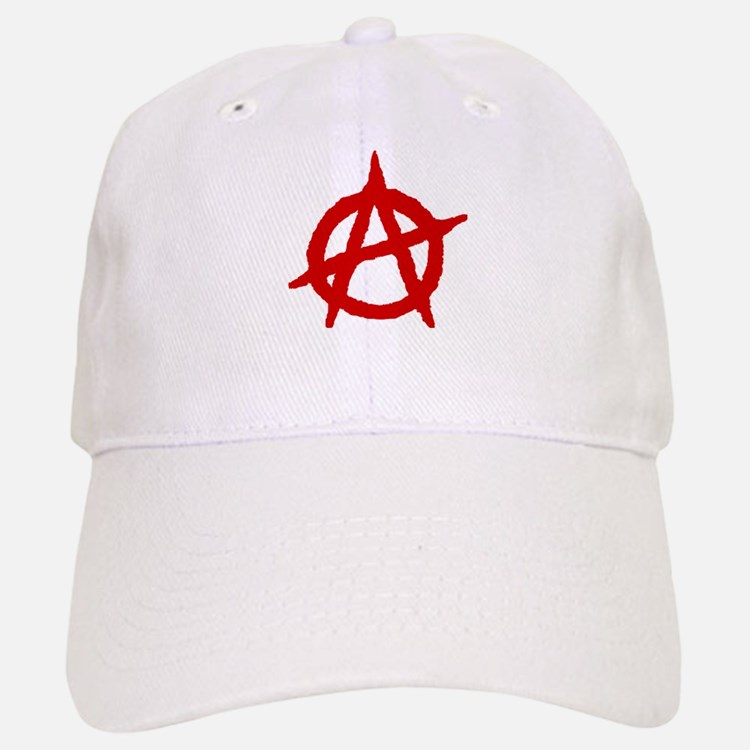 Anarchist 1 (red) Baseball Baseball Baseball Cap