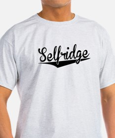 Selfridge, Retro, T-Shirt