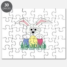 Easter Bunny Egg Hunt Puzzle