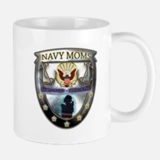 Navy Moms Hearts of Gold Mugs