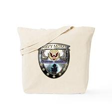 Navy Moms Hearts of Gold Tote Bag