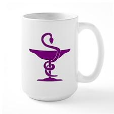 Purple Bowl of Hygeia Mug