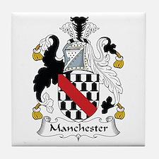 Manchester Tile Coaster