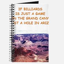 BILLIARDS5 Journal