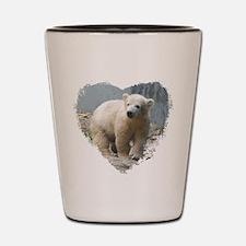 Cute Polar bear Shot Glass