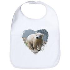 Unique Polar bear Bib