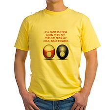 BILLIARDS2 T-Shirt