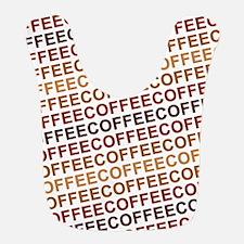 Coffee Coffee Coffee Bib