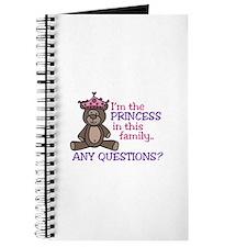Im The Princess Journal
