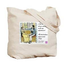 Bennetgirls Jane Austen two-sided Tote Bag