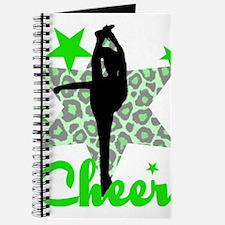 Green Cheerleader Journal