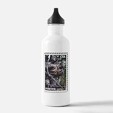 North Carolina Monument - Gettysburg Water Bottle